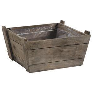 jardiniere bois carree achat vente pas cher. Black Bedroom Furniture Sets. Home Design Ideas