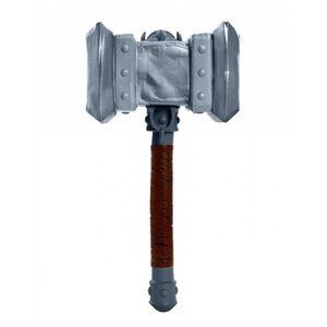 BÂTON - ÉPÉE - BAGUETTE Warcraft réplique Doomhammer 35 cm