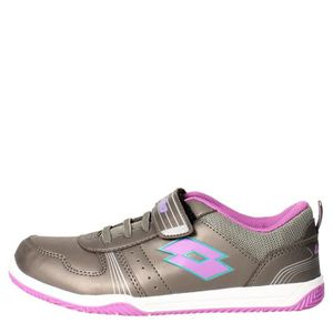 BASKET Lotto Sneakers Fille Gris, 39
