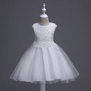 88908770ec4bc Livraison Gratuite(1). ROBE DE CÉRÉMONIE Robe Fille Enfant Robe de  Princesse en Dentelle Br