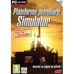 Plateforme Pétrolière Simulator 2013 Jeu PC