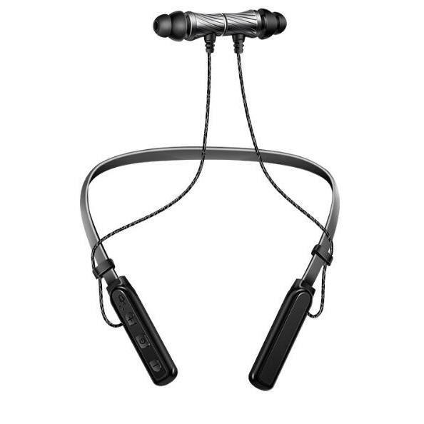Bluetooth Casques Sans Fil De Sport Écouteurs Running Sweatproof Neckband 3d Stéréo Avec Microphone Pour Smartphone