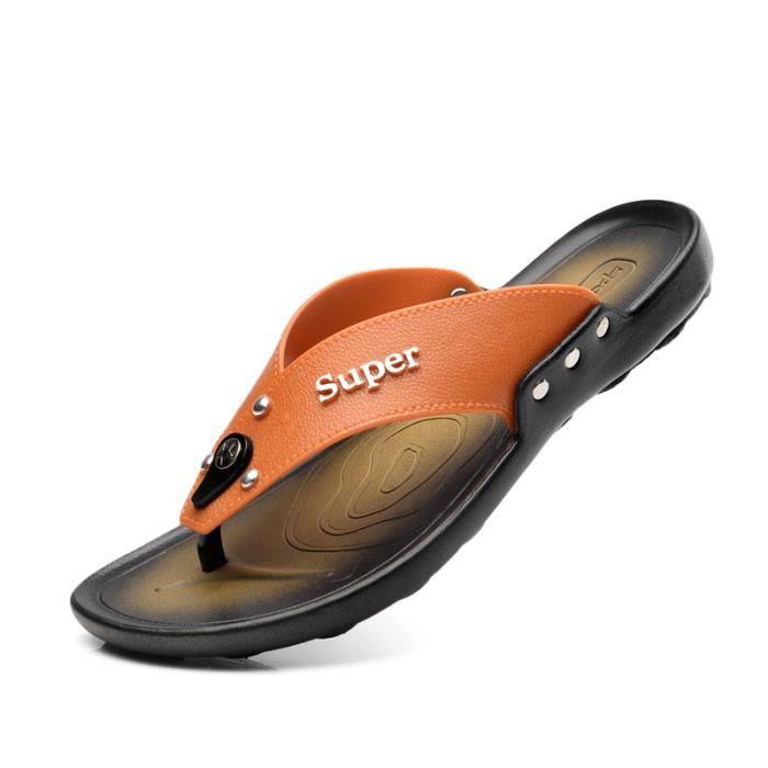 Vente! HuskSware® Été 2016 hommes pu sandales s... l33ML