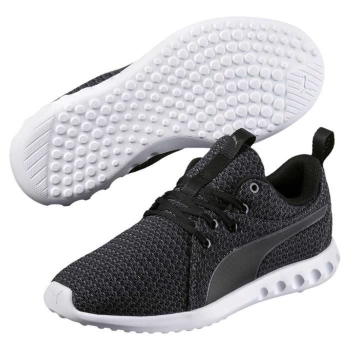 the latest 4c61f 29eb8 Chaussures femme Running Puma Carson 2 Knit