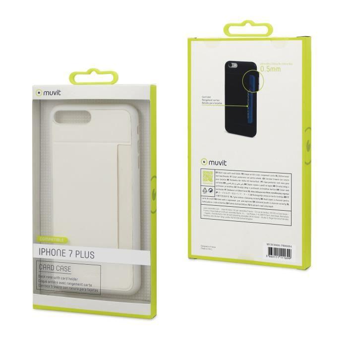 coque muvit iphone 7 plus