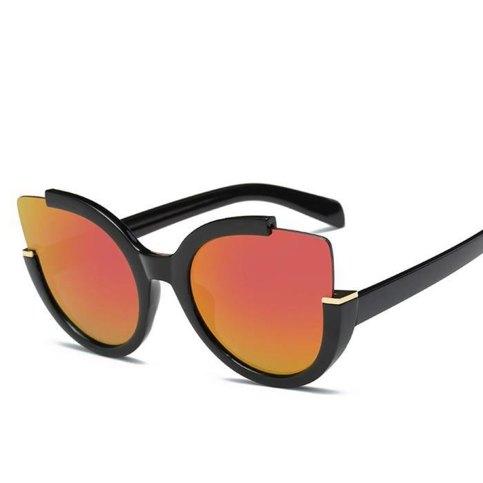 Deuxsuns®Femmes Hommes Vintage Rétro Lunettes Unisexe Mode Aviateur Miroir Lunettes de soleil@zf555