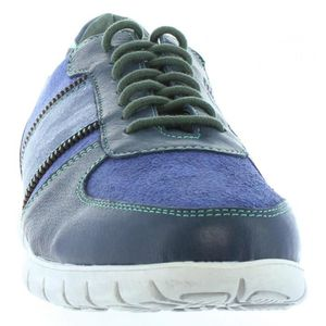 Chaussures pour Homme SLOWWALK 10009PF BUFALO SERRAJE NAVY MJszwqGa6