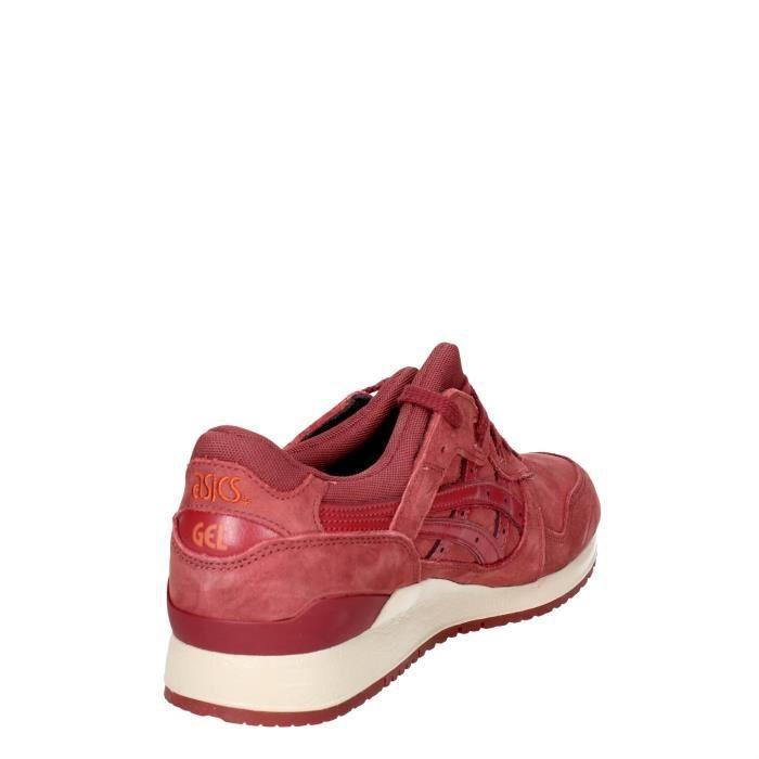 Asics Petite Sneakers Homme Bordeaux, 45
