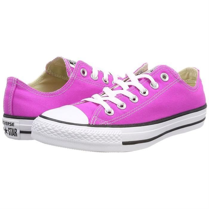 baskets Baskets mixte adultes converse all star ox f