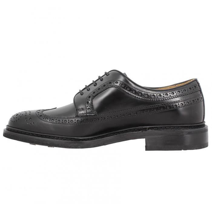 Chaussures pour homme Vintage Croisement de haute qualité Chaussures Handsome de Derby 7773376 AY3Ed