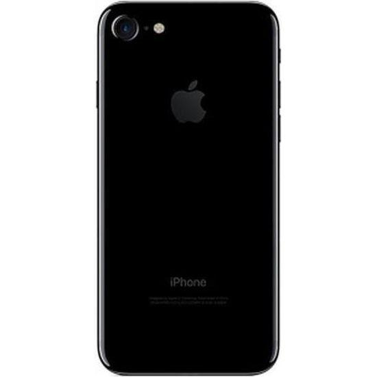 Destockage Apple Iphone 7 256 Go Noir De Jais Smartphone Au