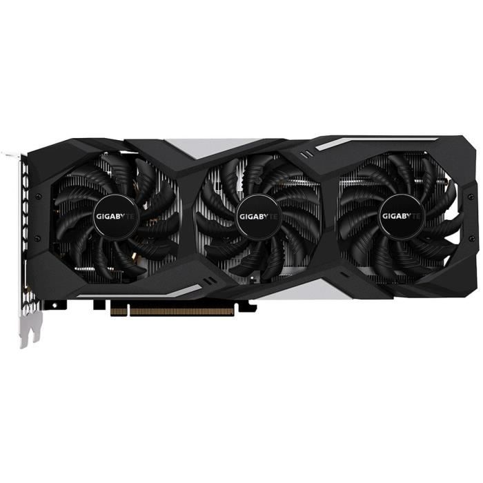 GIGABYTE Carte graphique GeForce RTX 2060 Gaming OC PRO - 6 Go