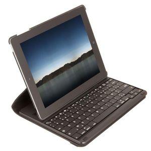 URBAN FACTORY Etui protection et clavier bluetooth pour iPad 1,2 et 3 - Noir