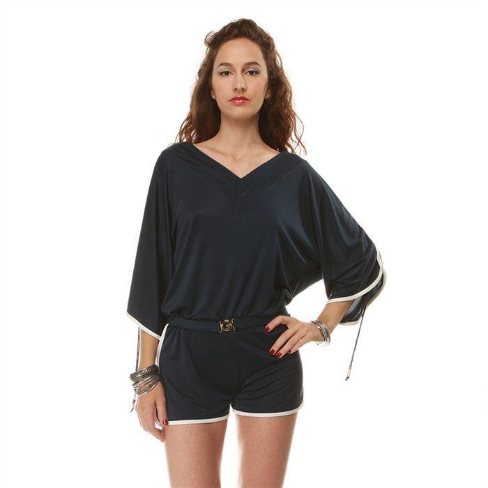 2181f02b376a GUESS Combi-short Femme - Achat   Vente short - Soldes  dès le 9 ...