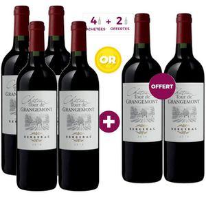 VIN ROUGE Château Tour de Grangemont 2016 Bergerac Vin rouge