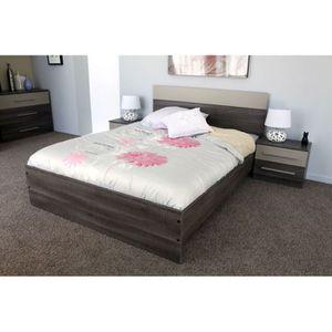 Lit complet avec sommier et matelas 160x200 achat vente lit complet avec sommier et matelas - Lit complet pas cher 160x200 ...