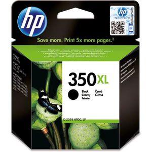 CARTOUCHE IMPRIMANTE HP 350XL Cartouche d'encre Noir grande capacité au