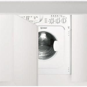 LAVE-LINGE INDESIT IWME 106 (EU) - Lave linge frontal tout in