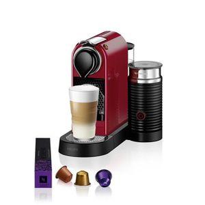 MACHINE À CAFÉ NESPRESSO CITIZ & MILK Machine expresso à capsules