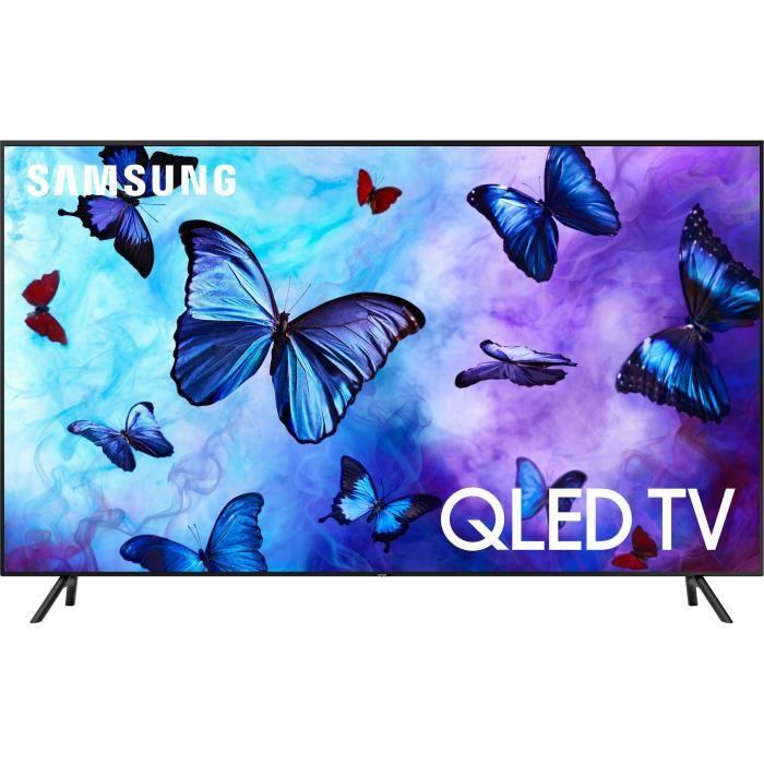 """Téléviseur LED SAMSUNG 55Q6FN TV QLED 4K UHD - 55"""" (138cm) - HDR"""