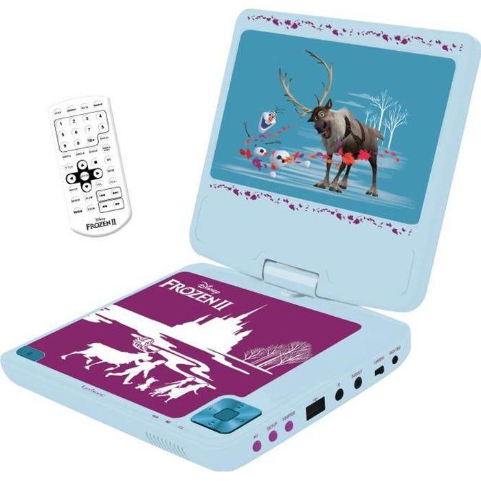 La Meilleure Console Portable: Lecteur DVD Portable