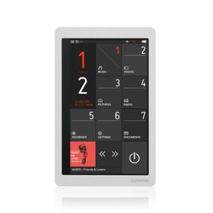 LECTEUR MP3 COWON X9 16GO White