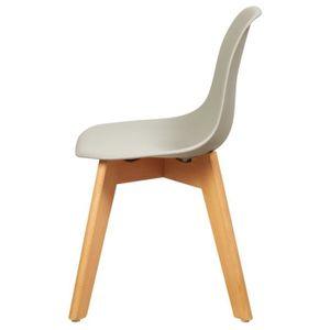 Chaise bois paille enfant achat vente chaise bois for Soldes chaises bois