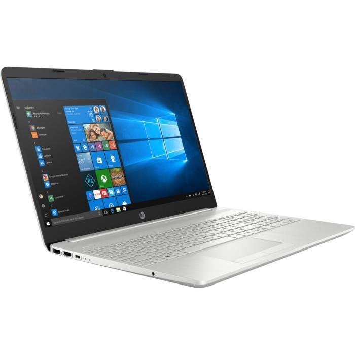"""ORDINATEUR PORTABLE HP PC Portable 15-dw0066nf - 15.6""""HD - Processeur"""