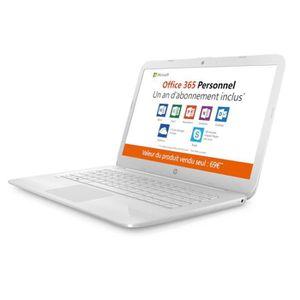 5e253299768540 ... ORDINATEUR PORTABLE HP PC Portable Stream 14-cb036nf - 14 ...