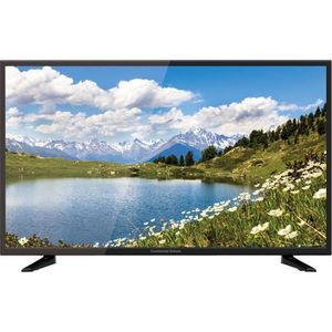 Téléviseur LED CONTINENTAL EDISON TV LED HD 80cm (31.5'')