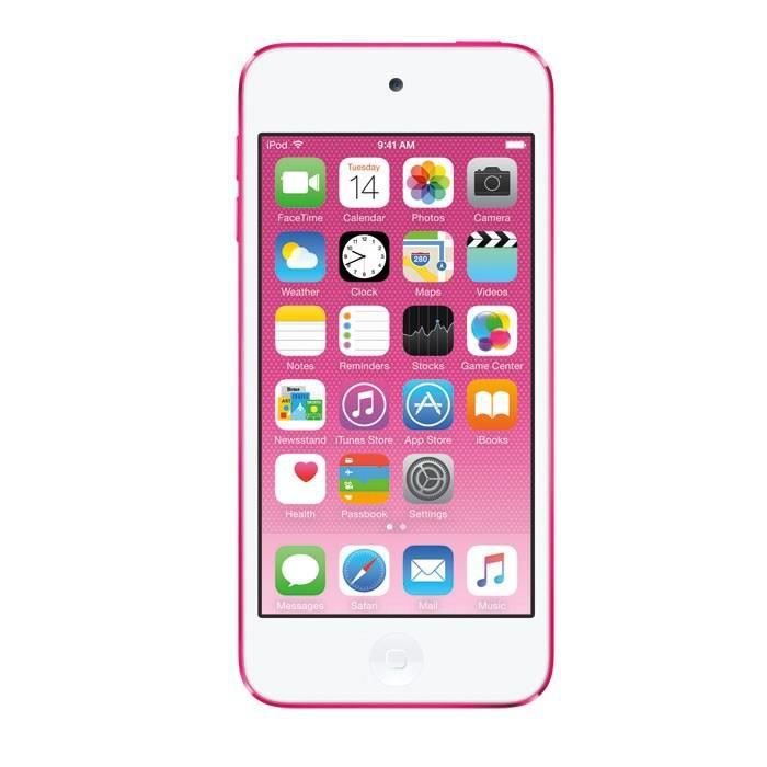 LECTEUR MP4 NEW APPLE iPod Touch 16Go Pink
