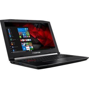 ORDINATEUR PORTABLE PC Portable Gamer Acer Predator G3-572-72Z8 15,6 p