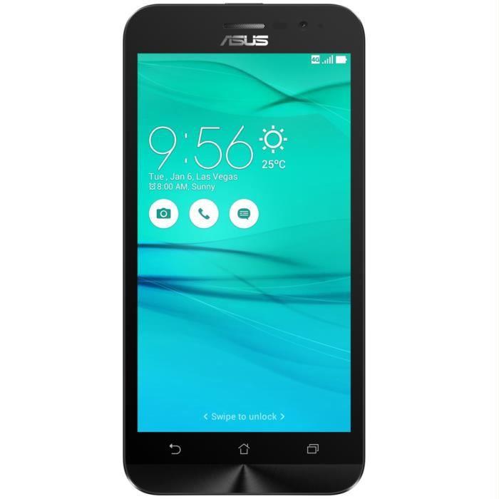 SMARTPHONE ASUS Zenfone Go G500KL Noir 4G 16Go