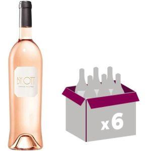 VIN ROSÉ By Ott Côtes de Provence 2016 x6- Vin rosé