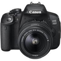 CANON EOS 700D Appareil photo numérique Reflex + Objectif 18-55 mm DC