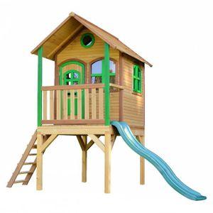 AXI Maisonnette Enfant Cabane en bois Laura