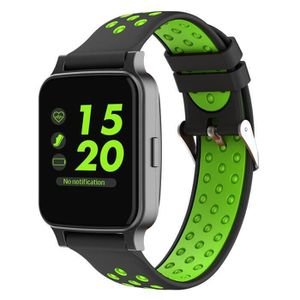 MONTRE CONNECTÉE AMORUS Montre Connectee, Smartwatch de sport pour