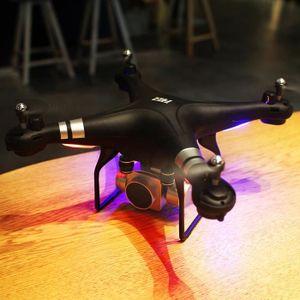 DRONE RC quadcopter 1080p lentille grand angle 270 degré