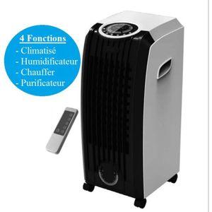 CLIMATISEUR FIXE Climatisateur portable évaporateur 4 fonctions 200