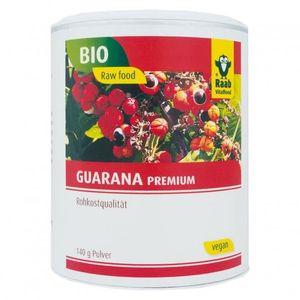 SOIN VITALITÉ Guarana Bio PREMIUM en poudre - 140 g