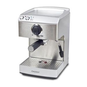 MACHINE À CAFÉ BEPER 90521 Machine expresso classique - 1250 W -