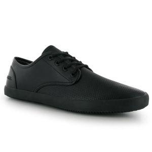BASKET Baskets-Chaussures KANGOL noir-noir modèle