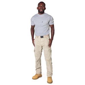 PANTALON Pantalon Cargo Homme avec ceinture -