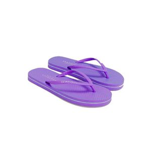 TONG Tongs Seafolly Divine Violet