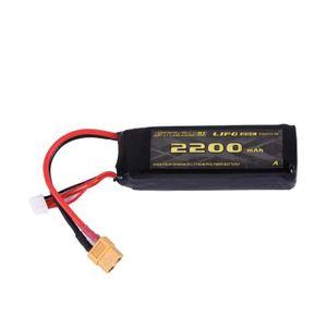 DRONE PNJ | Batterie Li-Po 2200maH 11.1V pour R Speed 0,