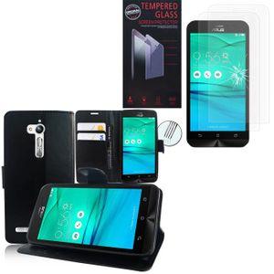 """HOUSSE - ÉTUI Pour Asus Zenfone Go ZB500KL 5.0""""- ZB500KG- X00AD"""