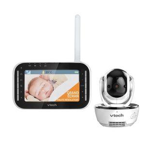 ÉCOUTE BÉBÉ VTECH Babyphone Video Vision Xl Bm4500
