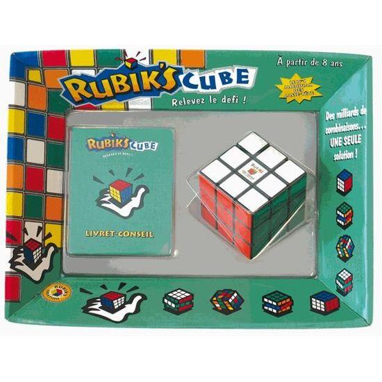 Rubik s Cube 3x3 3700126907005 - Achat   Vente casse-tête - Cdiscount 79f2aa2e5867