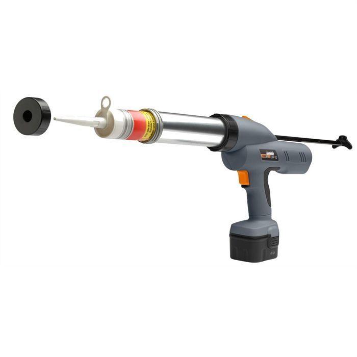 Meister pistolet cartouche 2 bats 7 2v 1 3ah achat - Pistolet peinture lidl ...