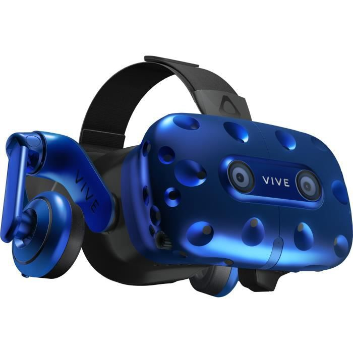 CASQUE RÉALITÉ VIRTUELLE HTC Casque de Réalité Virtuelle VIVE PRO + 6 mois